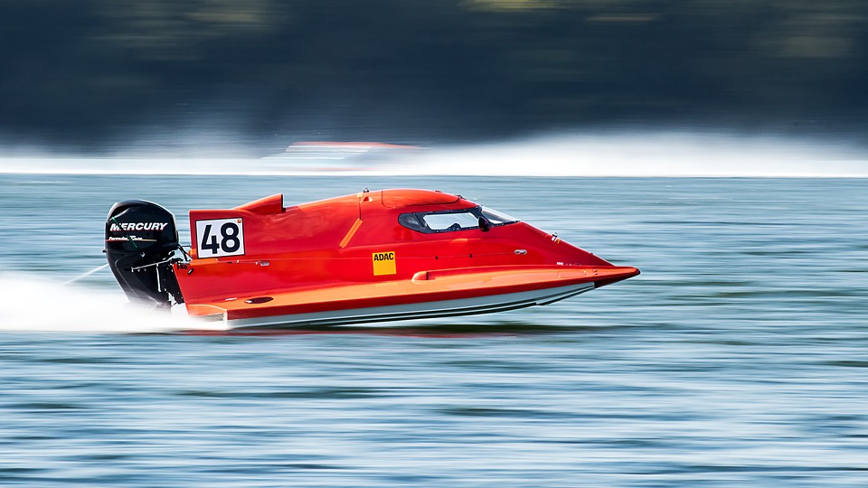 Interesting Facts About Powerboat Racing